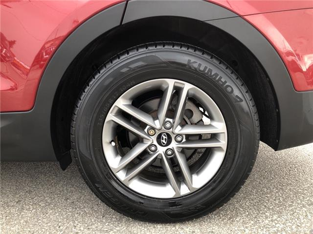 2017 Hyundai Santa Fe Sport 2.4 Premium (Stk: 11577P) in Scarborough - Image 9 of 15