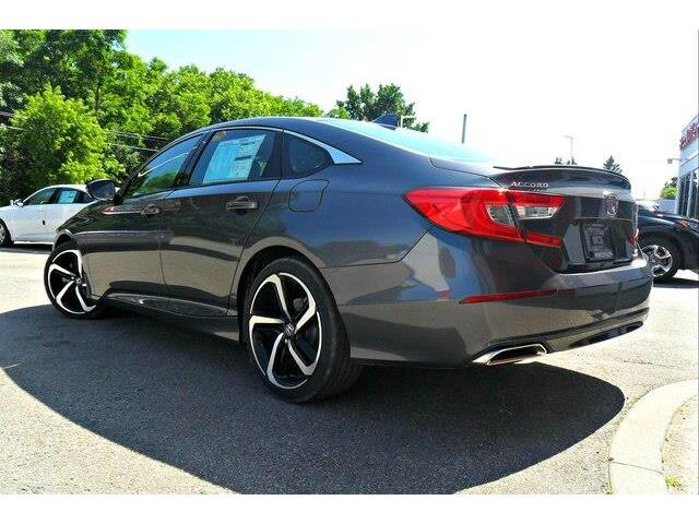 2019 Honda Accord Sport 2.0T (Stk: 10419) in Brockville - Image 5 of 20