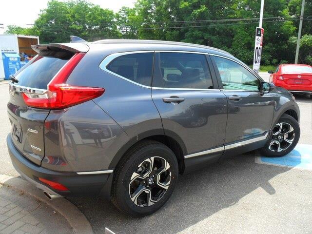 2019 Honda CR-V Touring (Stk: 10551) in Brockville - Image 7 of 20