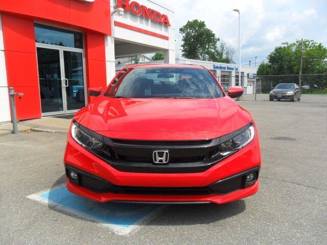 2019 Honda Civic Sport (Stk: 10532) in Brockville - Image 18 of 24