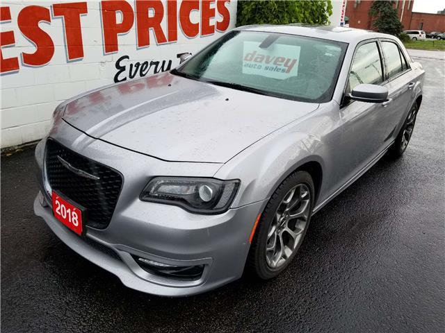 2018 Chrysler 300 S (Stk: 19-527A) in Oshawa - Image 1 of 16