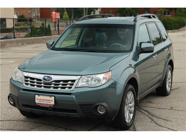 2011 Subaru Forester 2.5 X Limited Package (Stk: 1907323) in Waterloo - Image 1 of 26