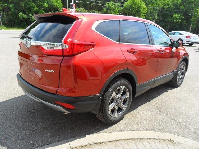 2019 Honda CR-V EX-L (Stk: 10580) in Brockville - Image 7 of 25