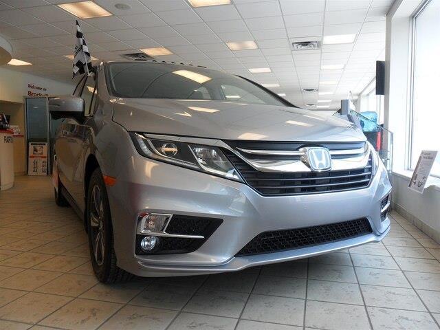 2019 Honda Odyssey EX-L (Stk: 10293) in Brockville - Image 1 of 20