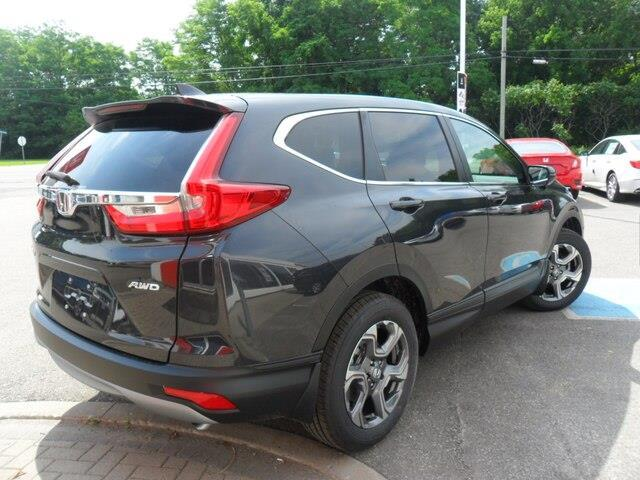 2019 Honda CR-V EX (Stk: 10595) in Brockville - Image 6 of 18