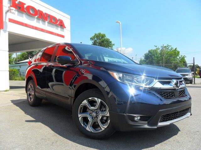 2019 Honda CR-V EX (Stk: 10607) in Brockville - Image 10 of 21