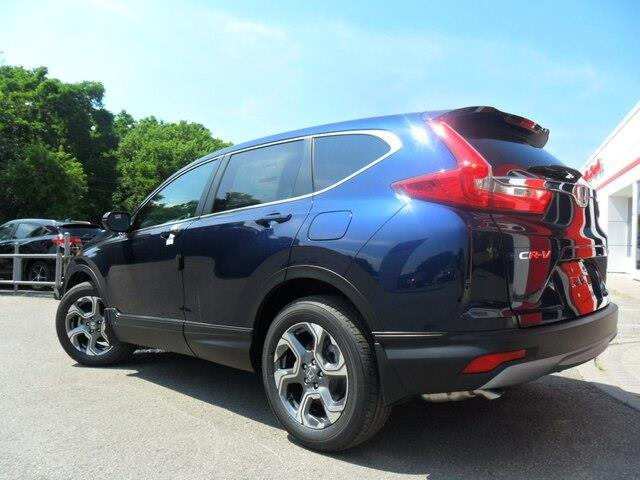 2019 Honda CR-V EX (Stk: 10607) in Brockville - Image 12 of 21