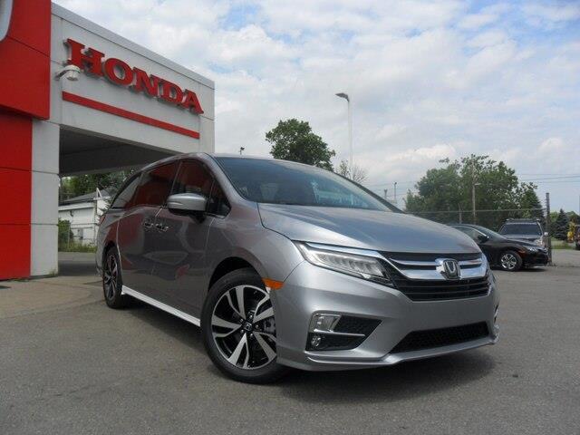 2019 Honda Odyssey Touring (Stk: 10612) in Brockville - Image 8 of 26