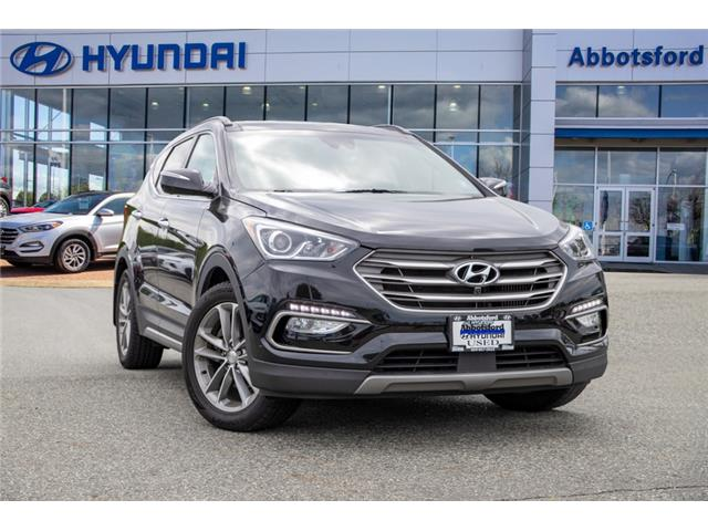 2017 Hyundai Santa Fe Sport 2.0T Ultimate (Stk: KT031550A) in Abbotsford - Image 1 of 27