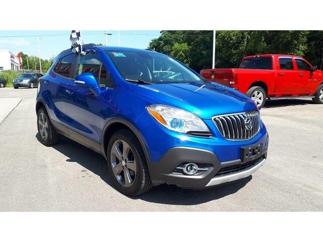 2014 Buick Encore Leather (Stk: E-2234A) in Brockville - Image 9 of 30