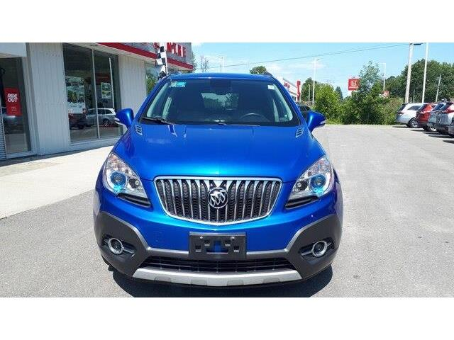 2014 Buick Encore Leather (Stk: E-2234A) in Brockville - Image 21 of 30