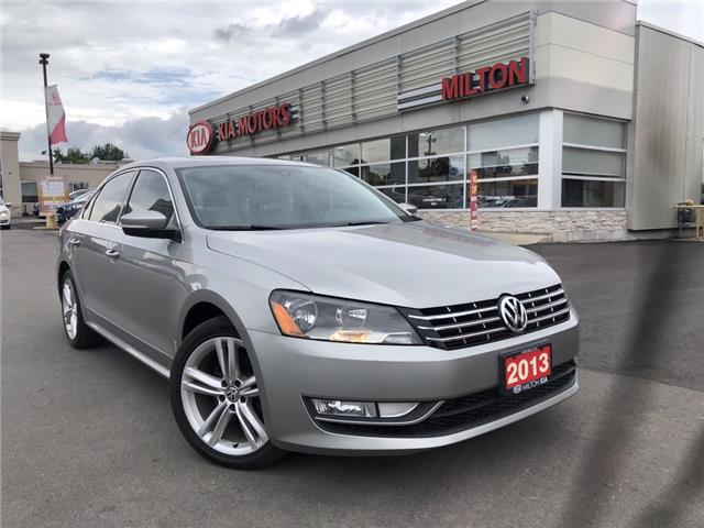 2013 Volkswagen Passat 2.0 TDI Highline (Stk: P0094) in Milton - Image 1 of 19