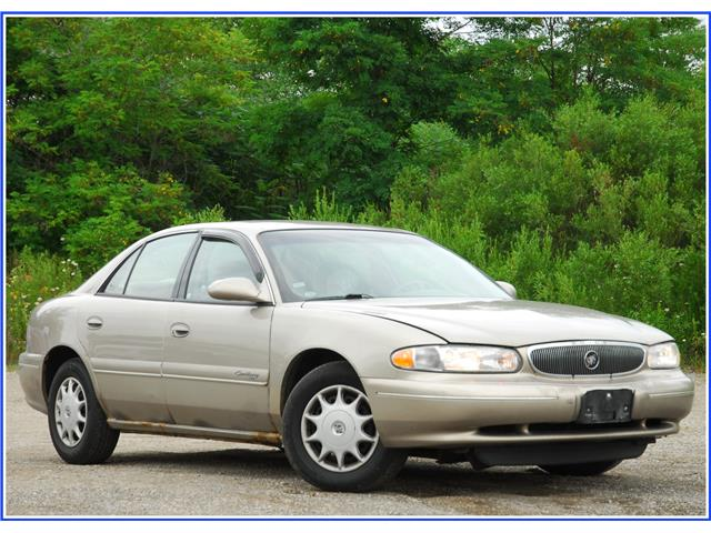 2002 Buick Century Custom (Stk: 9E7800A) in Kitchener - Image 1 of 12