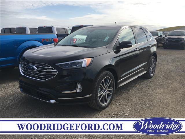 2019 Ford Edge Titanium (Stk: K-2678) in Calgary - Image 1 of 5