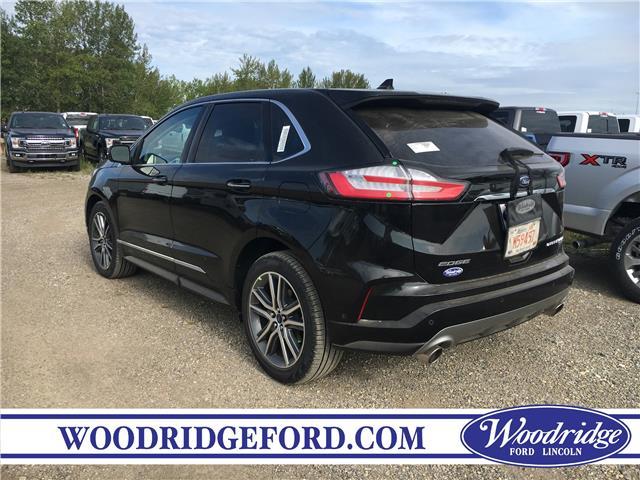 2019 Ford Edge Titanium (Stk: K-2678) in Calgary - Image 3 of 5