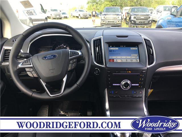 2019 Ford Edge Titanium (Stk: K-2678) in Calgary - Image 4 of 5