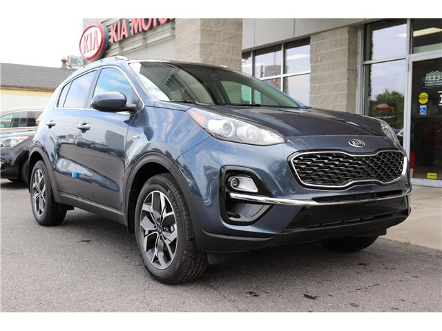 2020 Kia Sportage EX (Stk: 96595) in Cobourg - Image 1 of 25