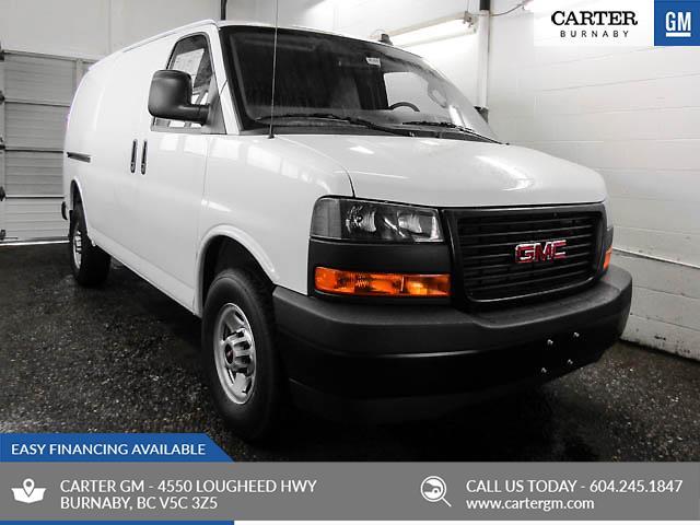 2019 GMC Savana 2500 Work Van (Stk: 89-09850) in Burnaby - Image 1 of 13