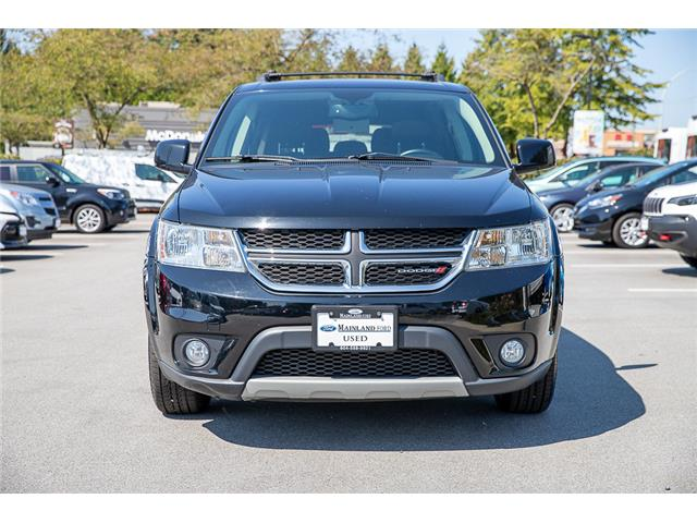 2015 Dodge Journey SXT (Stk: 9F16947A) in Vancouver - Image 2 of 28