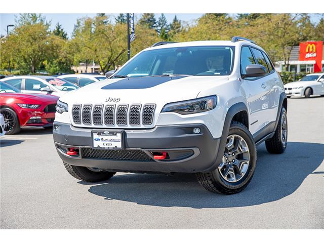 2019 Jeep Cherokee Trailhawk (Stk: P9032) in Vancouver - Image 3 of 30