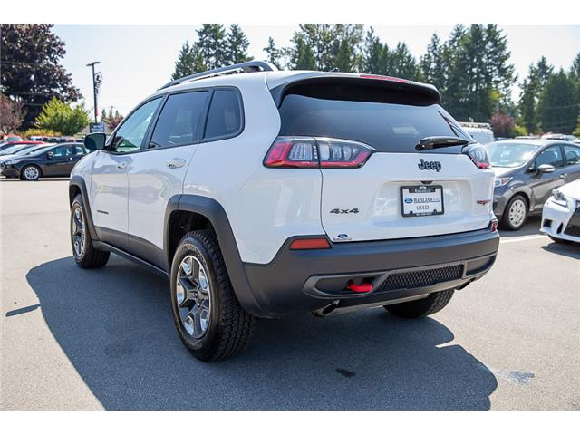 2019 Jeep Cherokee Trailhawk (Stk: P9032) in Vancouver - Image 5 of 30