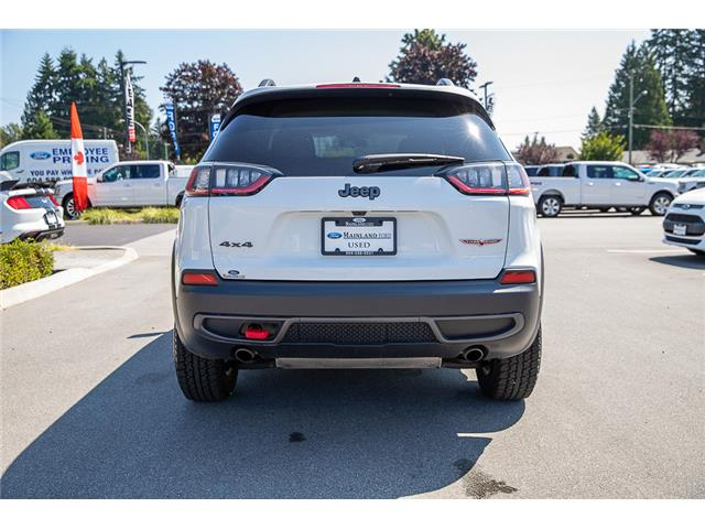 2019 Jeep Cherokee Trailhawk (Stk: P9032) in Vancouver - Image 6 of 30