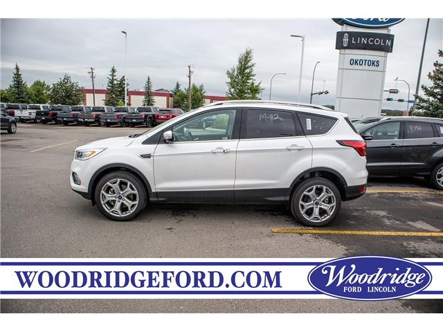 2019 Ford Escape Titanium (Stk: K-1231) in Calgary - Image 2 of 5