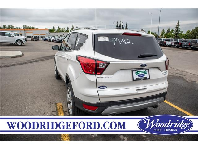 2019 Ford Escape Titanium (Stk: K-1231) in Calgary - Image 3 of 5