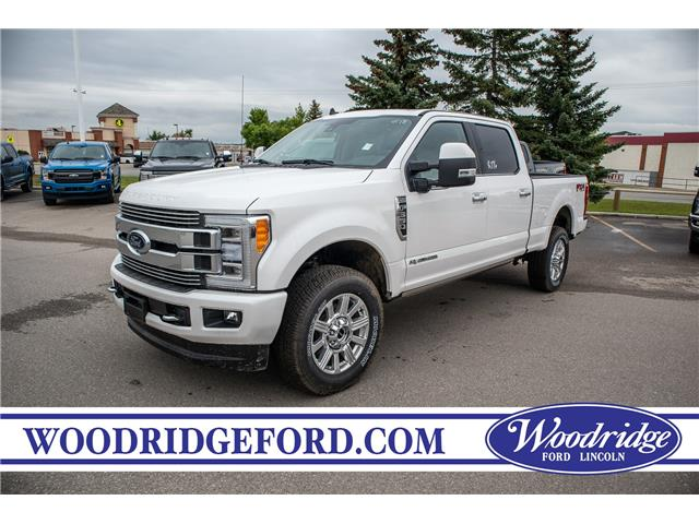 2019 Ford F-350 Limited (Stk: K-1961) in Calgary - Image 1 of 6