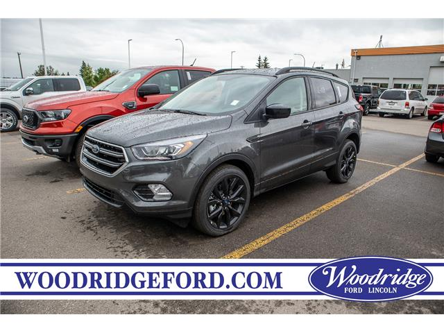2019 Ford Escape SE (Stk: KK-196) in Calgary - Image 1 of 5