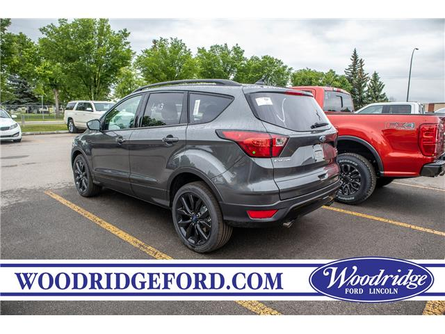 2019 Ford Escape SE (Stk: KK-196) in Calgary - Image 3 of 5
