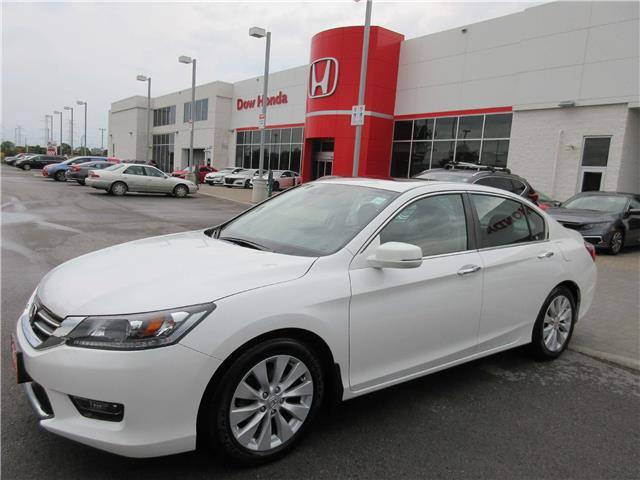 2014 Honda Accord EX-L (Stk: 27441A) in Ottawa - Image 1 of 19