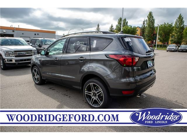 2019 Ford Escape SEL (Stk: KK-224) in Calgary - Image 3 of 5