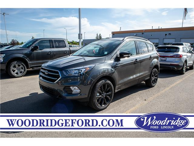 2019 Ford Escape Titanium (Stk: KK-233) in Calgary - Image 1 of 5