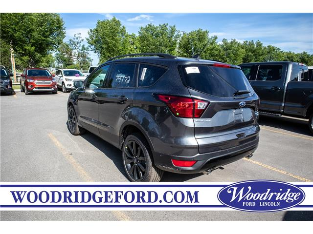 2019 Ford Escape Titanium (Stk: KK-233) in Calgary - Image 3 of 5