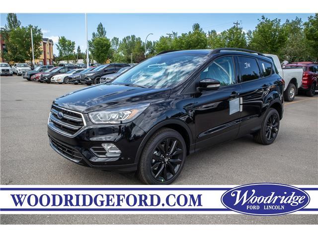 2019 Ford Escape Titanium (Stk: KK-234) in Calgary - Image 1 of 5