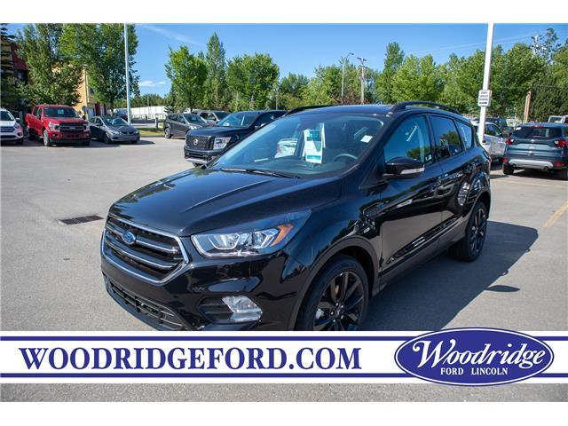 2019 Ford Escape Titanium (Stk: KK-235) in Calgary - Image 1 of 5