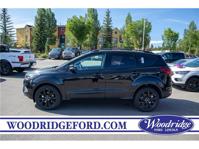 2019 Ford Escape Titanium (Stk: KK-235) in Calgary - Image 2 of 5