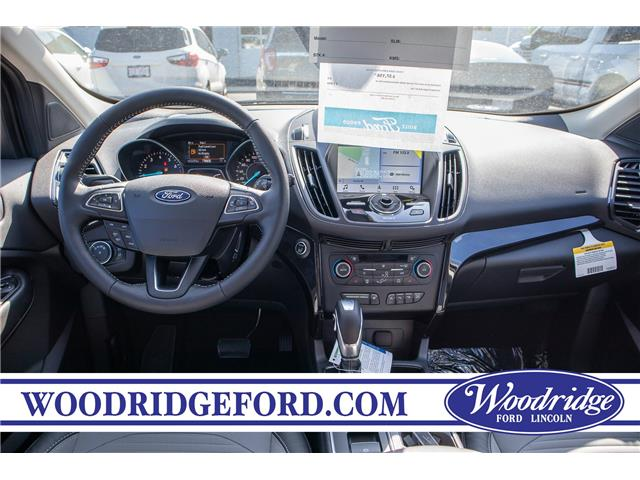 2019 Ford Escape Titanium (Stk: KK-235) in Calgary - Image 4 of 5