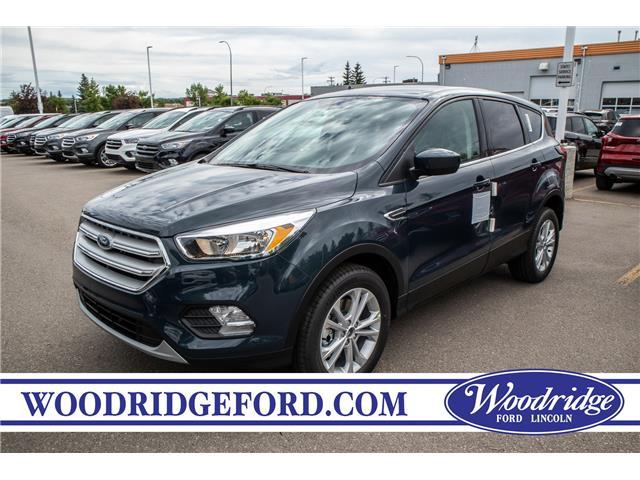 2019 Ford Escape SE (Stk: KK-241) in Calgary - Image 1 of 5
