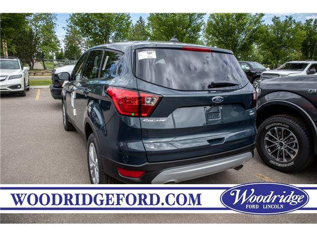 2019 Ford Escape SE (Stk: KK-241) in Calgary - Image 3 of 5