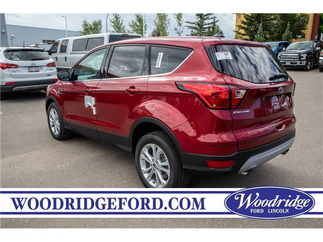 2019 Ford Escape SE (Stk: KK-243) in Calgary - Image 3 of 5