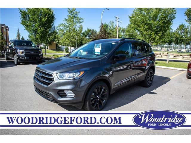2019 Ford Escape SE (Stk: KK-248) in Calgary - Image 1 of 5