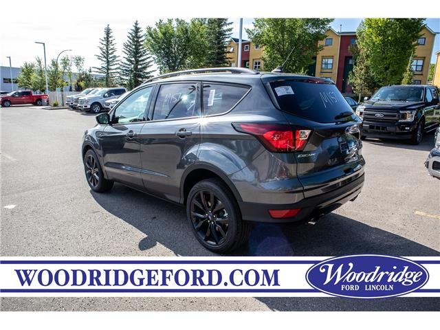 2019 Ford Escape SE (Stk: KK-248) in Calgary - Image 3 of 5
