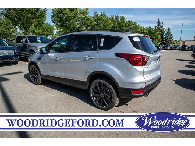 2019 Ford Escape SE (Stk: KK-256) in Calgary - Image 3 of 5