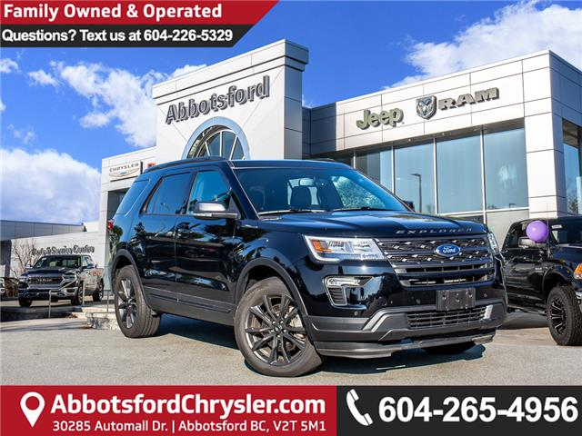 2018 Ford Explorer XLT (Stk: AG0955A) in Abbotsford - Image 1 of 28