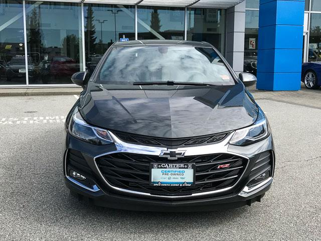 2019 Chevrolet Cruze LT (Stk: 9BL35181) in North Vancouver - Image 13 of 27
