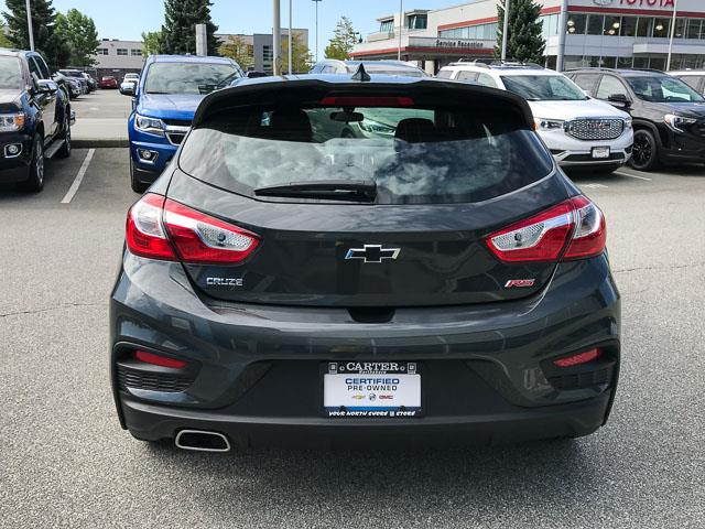 2019 Chevrolet Cruze LT (Stk: 9BL35181) in North Vancouver - Image 14 of 27