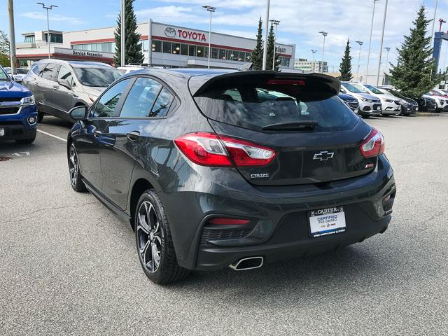 2019 Chevrolet Cruze LT (Stk: 9BL35181) in North Vancouver - Image 3 of 27