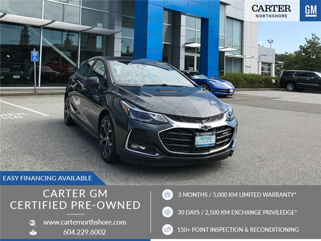 2019 Chevrolet Cruze LT (Stk: 9BL35181) in North Vancouver - Image 1 of 27